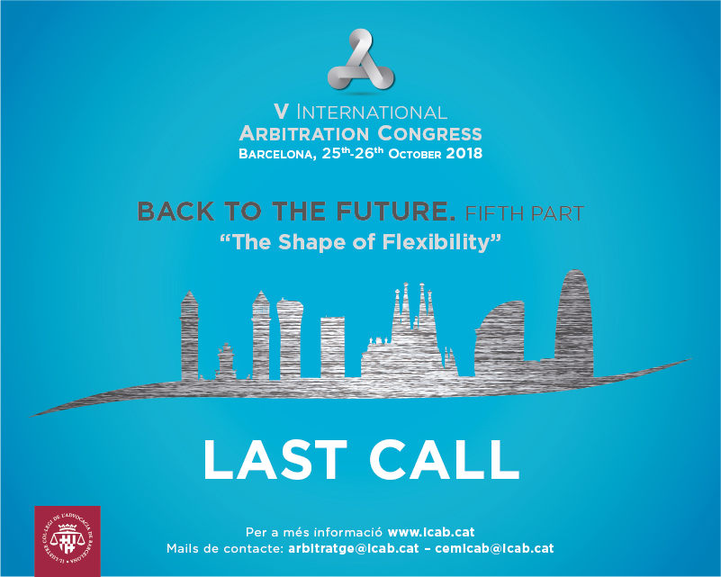V International Arbitration Congress